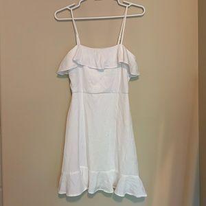 2/$10 NWOT White Dress